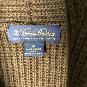 Brooks Brothers Sweaters - BROOKS BROTHERS 100% Merino Wool Cardigan